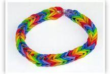 Rainbow Loom / by Stephanie Key Stephen