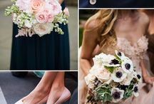 Navy wedding ideas / Wedding themes