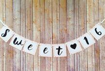 sweet 16 ☆♡