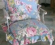 Furniture / by Greta McCarty