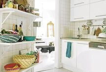 Kitchen in style