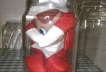 Elf on the Shelf / by Stasha Carrasquillo