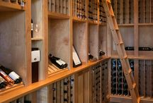Wine Rooms and Cocktail Bars