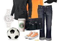 Soccer mom / by Randi Baehr