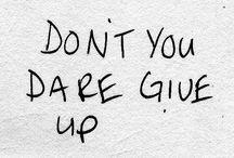 Motivation / by Kristina Gaunt Spooner