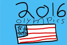 Kids love Olympics 2016 / Our readers react to the Olympic Games 2016. They really love sports and are rooting for their favorite athletes.