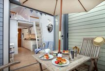 Beach Huts to visit in the UK