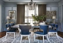 Dinning rooms / by Rebby Quintanilla
