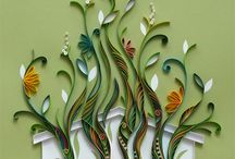 Quilling / by Virginia Bock