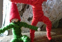 Create: Peg and Bendy Dolls / by Tammie Cortezz