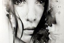 Lukisan wajah