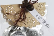Christmas table gift ideas