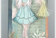 Craft - Prima Dolls (Julie Nutting)