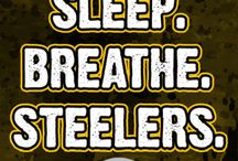ALL THINGS STEELERS / by Kim Griggs