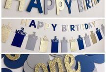 First birthdays!