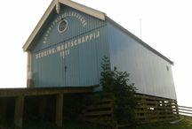 Oude boothuizen