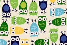 Nursery fabrics / by MaryKaren