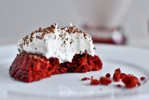 RED VELVET EVERYTHING / by Leslie Carol Martin