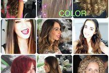 Salón de belleza Julia / Especialista en recogidos , color, estilistas , cabina estética , tratamientos presoterapia etc...