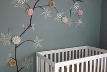 Baby nursery / by Elizabeth Matustik