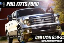 Phil Fitts Ford / Check out Phil Fitts Ford! http://philfittsford.com/ / by Kate Frost Inc.
