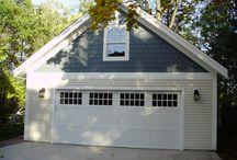 Finished Garages