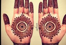 Mendhi & Tattoos