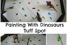 Dinosaur topic