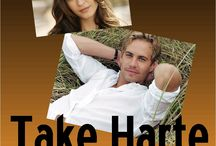 """""""Take Harte"""" by Carol Malone / Here is a picture representation of the characters in """"Take Harte,"""" a novel by Carol Malone"""