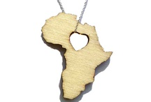 Africa inspired accessories