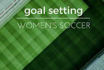 Women's soccer women's football and soccer careers / Women's soccer and women's football.