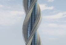 Skyscrapers of the world / Some of the world's most amazing and inspiring skyscrapers.
