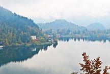 Bled - Slowenien: Bleder Burg und Bleder See