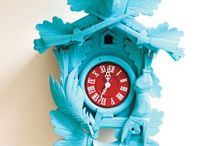 Cuckoo Clocks / Art & illustrations & research on cuckoo clocks.