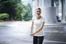 Intermediate Running Workouts / Running workouts for those pursuing half-marathons and beyond.