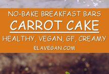 No bake Carrot cake