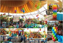 Party Ideas and Balloon Decorations / Party Ideas and Balloon Decorations