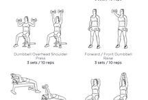 arms / chest workout