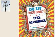 Goultarminator VII: trool Rykke Errel / Les petits trollls suite à la non qualification en phases finales de Rykke Errel qui annonçait être le premier serveur à faire un doublet au Goultarminator