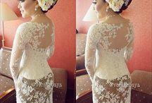 wedding kebaya