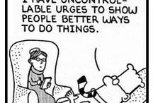 Dilbert favourites