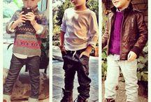 moda en niño