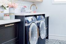 Lavanderias / Laundry Rooms