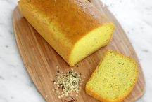 LUPIN FLOUR BREADS AND CAKES