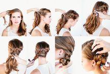 Penteados / Beleza