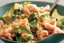 Shrimp recipes / by Jim Barron