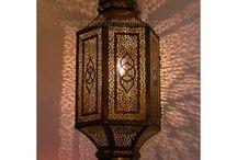 Moroccan Kitchen Lighting