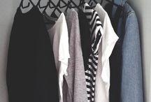 inside the closet