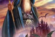 Mages/Wizards and sames