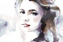 kasvojen maalaus